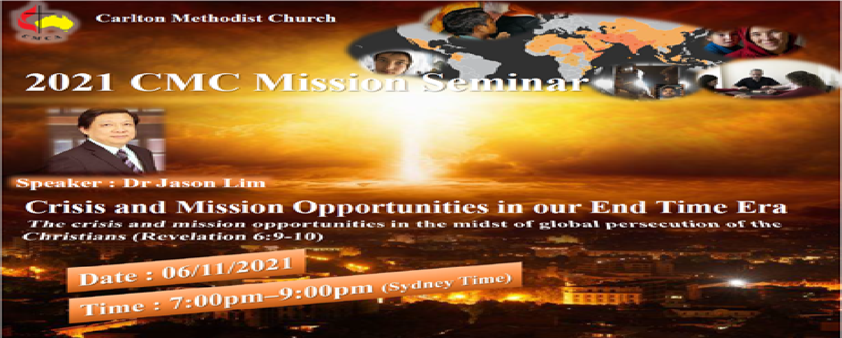 2021 CMC Mission Seminar